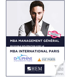 Pourquoi le MBA HEM-Dauphine ?, HEM Business School