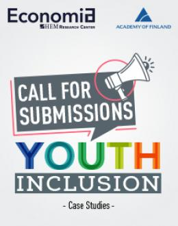 CALL FOR SUBMISSIONS : YOUTH INCLUSION 2021