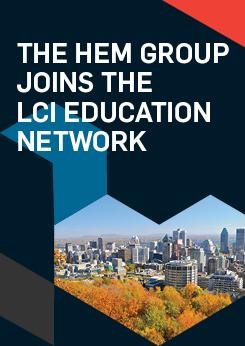 The HEM Group joins the LCI Education network