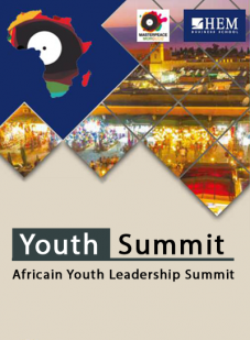 African Youth Leadership Summit 2017, HEM Marrakech, Septembre 2017