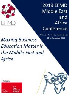 2019 EFMD Middle East and Africa Conference