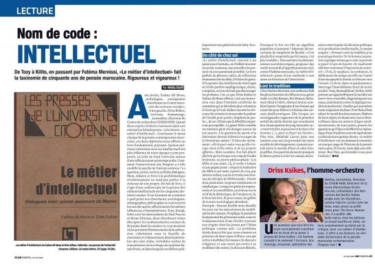 Nom de code : Intellectuel