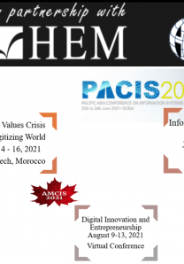 ECIS 2021 Human Values Crisis in a Digitizing World