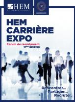 HEM Carrière Expo, HEM Business School