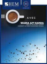 Pause Café avec Wadie AIT HAMZA - Head of the Global Shapers Community, HEM Rabat, Mars 2018