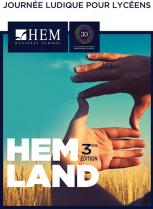 3ème édition de HEM Land Tanger, HEM Business School