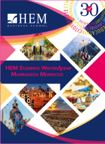 HEM Students Winternship Week 2018, HEM Business School, Janvier 2018