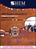 Students Winternship Week, January 2019