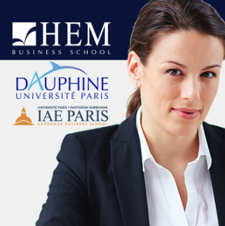 MBA HEM - Dauphine - IAE de Paris, HEM Business School