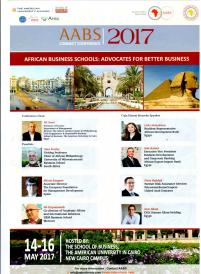 AABS Connect Conference 2017, HEM Business School, Mai 2017