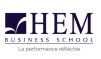 Logo HEM Business School